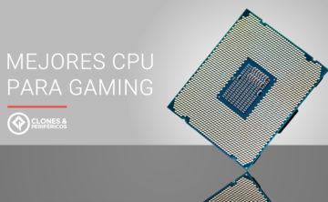 los mejores procesadores para gaming en colombia