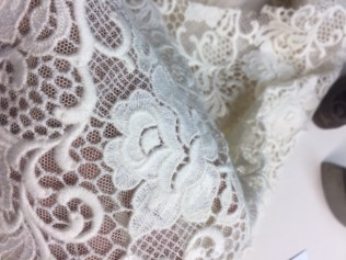 lace with Tulle
