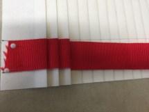 Insert ribbon