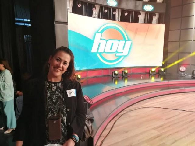 Elisa Calderón - Hoy Televisa - Clonitos
