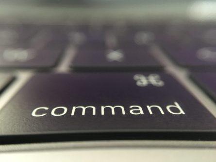 Clavier MacBook Pro en Macro (via iPhone)