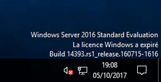 Windows Server : Comment passer d'une version d'évaluation à une