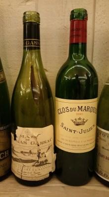 1990 Daumas Gassac Clos Marquis