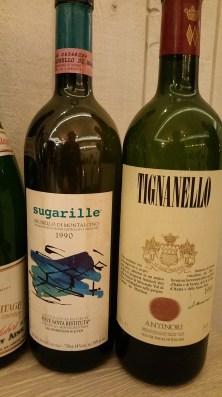 1990 Sugarille Antinori Tignanello
