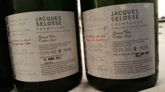 Champagne, Selosse, Le Bout du Clos, Sous le Mont