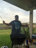 Nothing like a BBQ