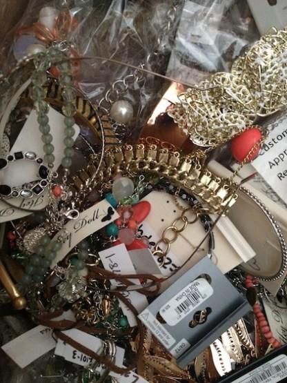 Junk Jewelry lot