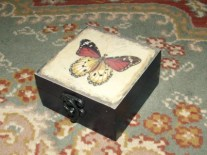 50 Cent Butterfly Box