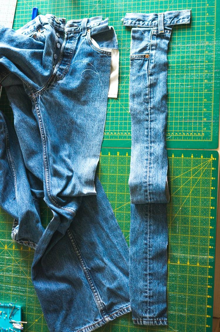 Jeans Refashion_Refashioners 2016_Closet Case Files-4