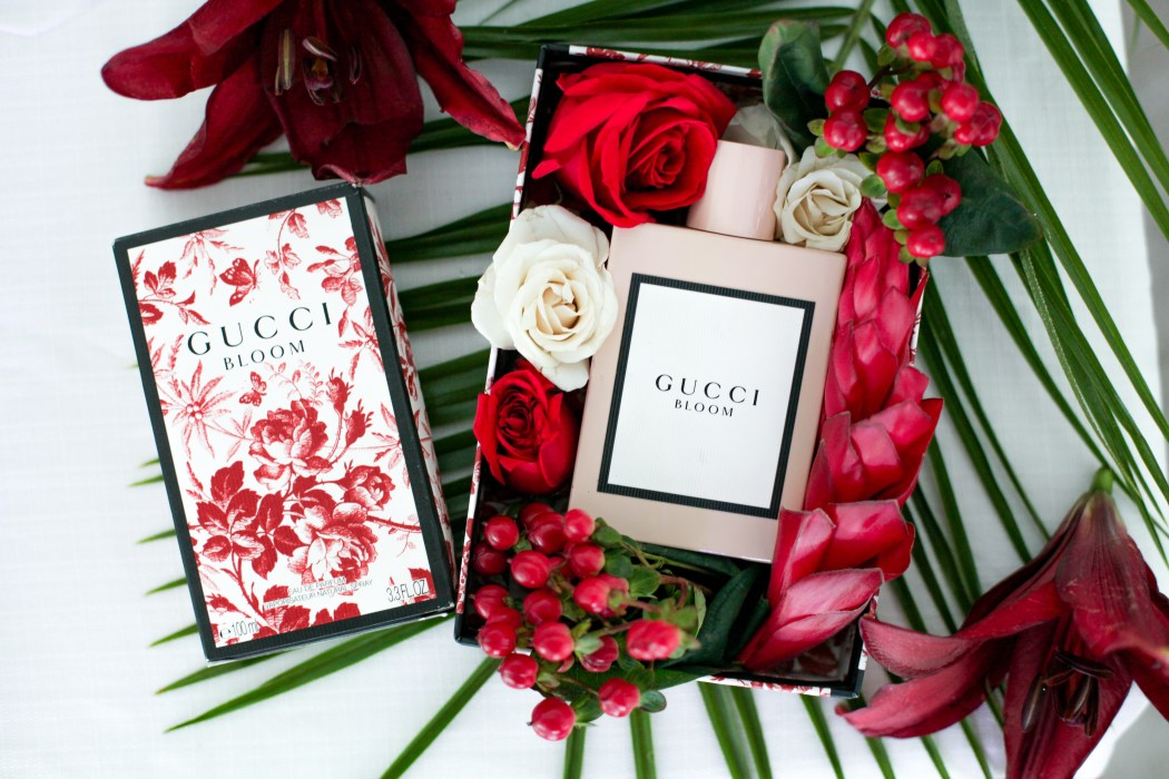 Give The Gift Of Gucci Bloom