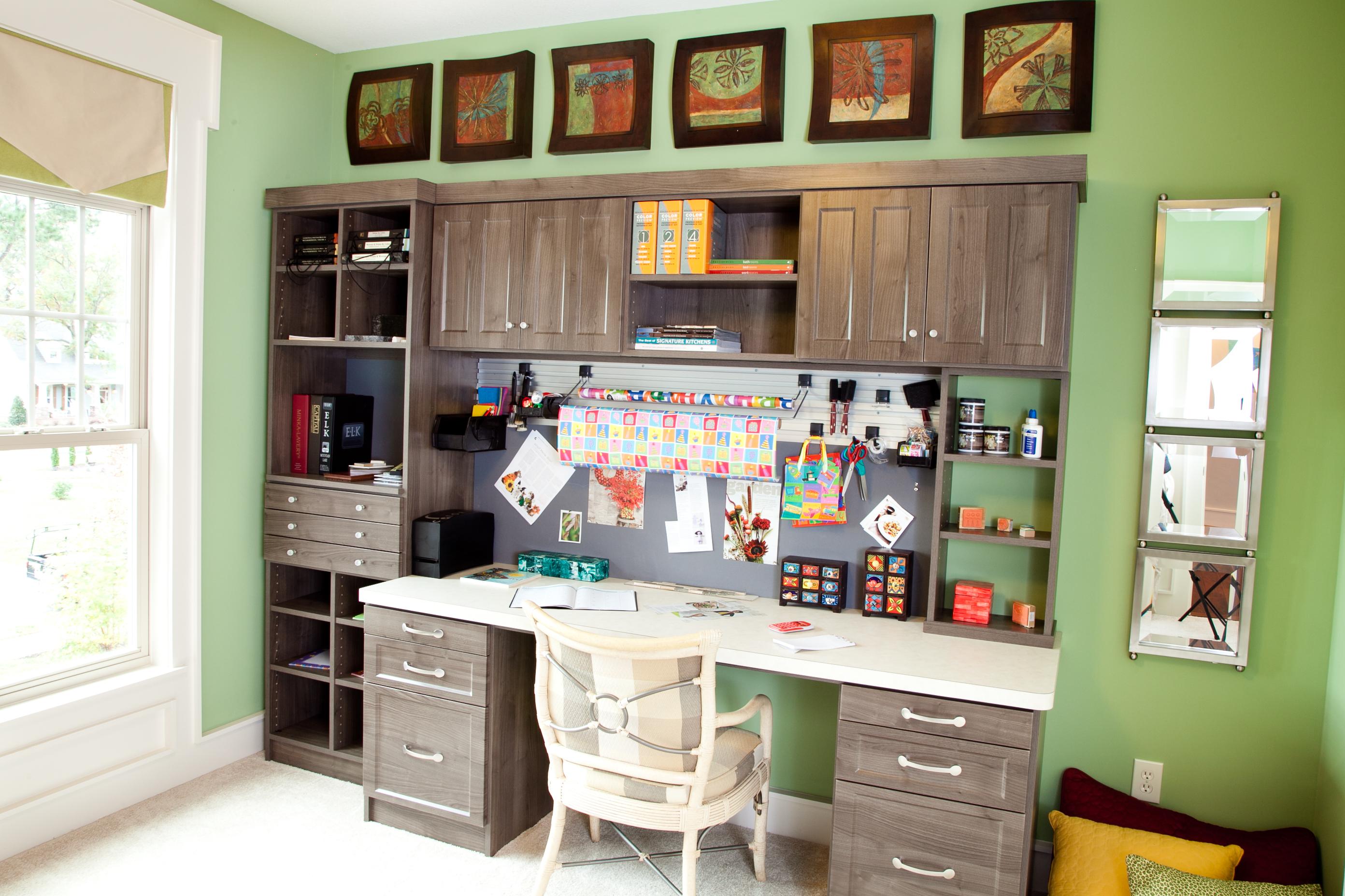 Genial Craft Room Organization Space