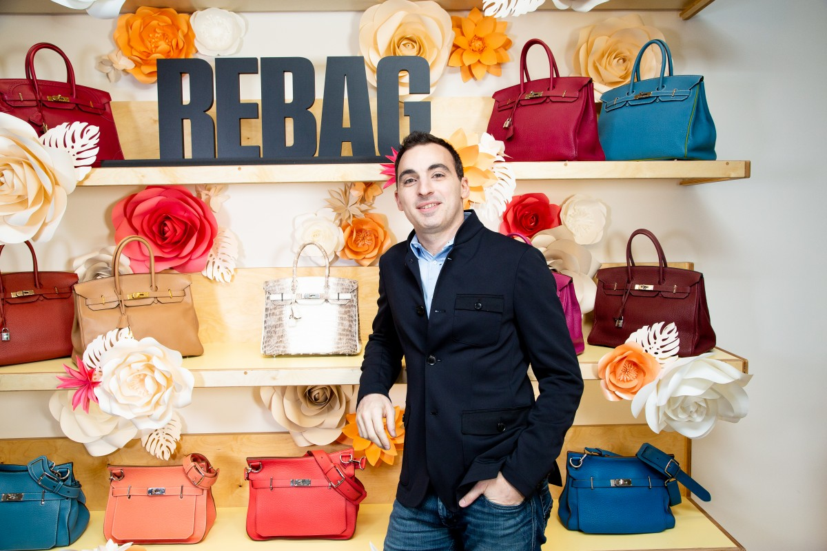 655659317eec Rebag, an online resale marketplace for luxury handbags, is getting another  infusion of capital as it prepares to expand its offline retail operations.