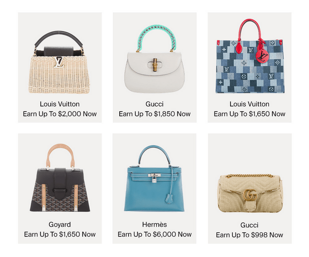 The RealReal is now paying cash upfront for your luxury handbags