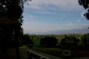 View at Prospect Park Redlands CA
