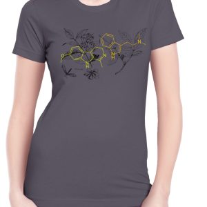 Women's ayahuasca shirt by Closet of Mysteries