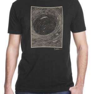 "Harry Clarke Illustration ""Descent into the Maelstrom"" Edgar Allan Poe shirt by Closet of Mysteries"