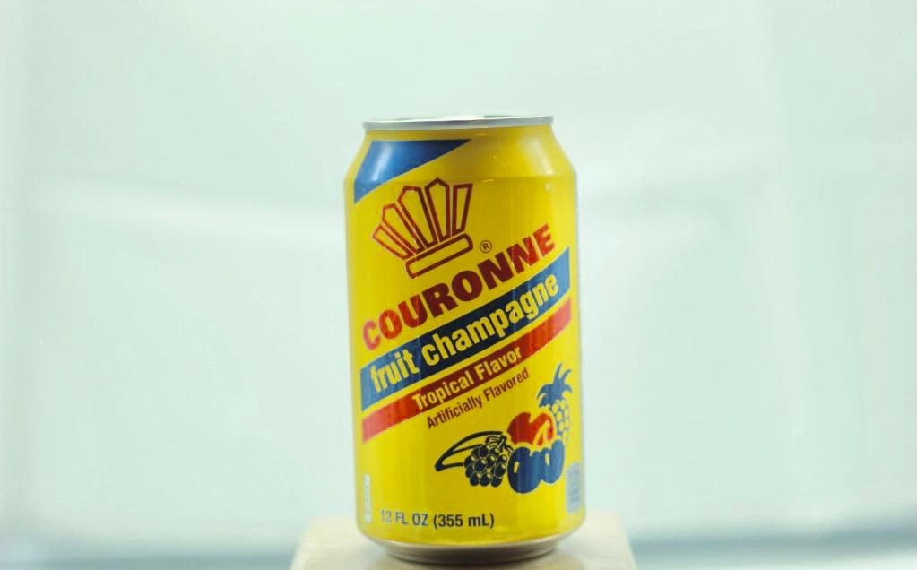 Cola Couronne - Fruit Champagne Cola