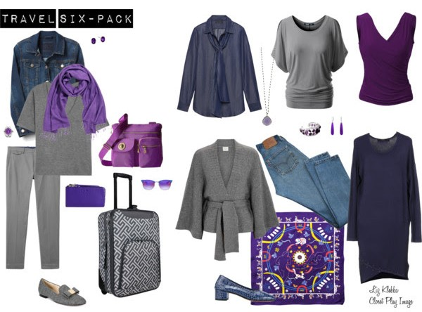 How to Pack: Travel Outfits