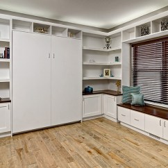 Murphy Bed In Small Living Room Wood Chair Beds Minneapolis Wall St Paul Hideaway Mn