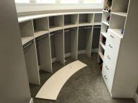 Curved Closet Walls? Creative Closet Design   Closet ...