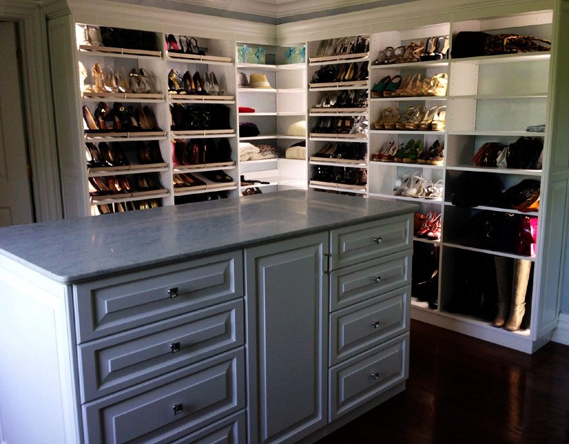 LED Lighting for Your Closets Help with Form and Function