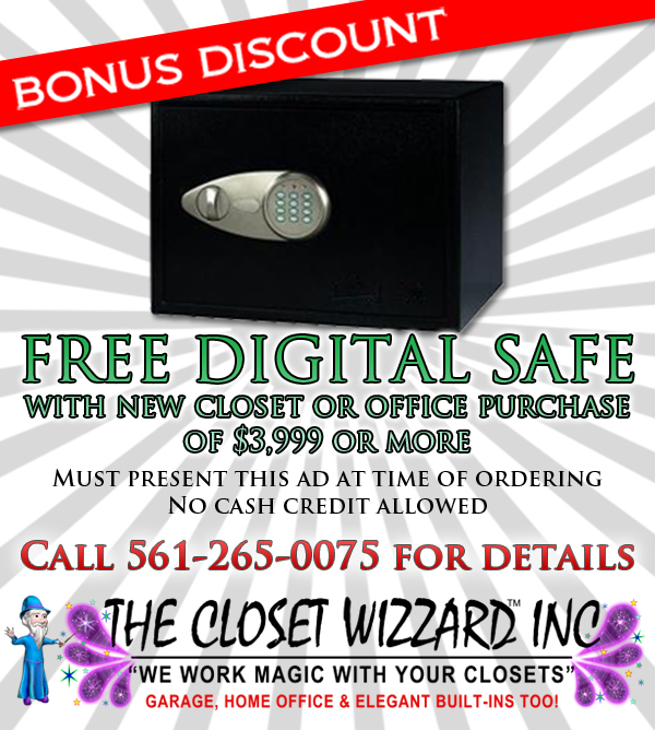 Free Digital Safe