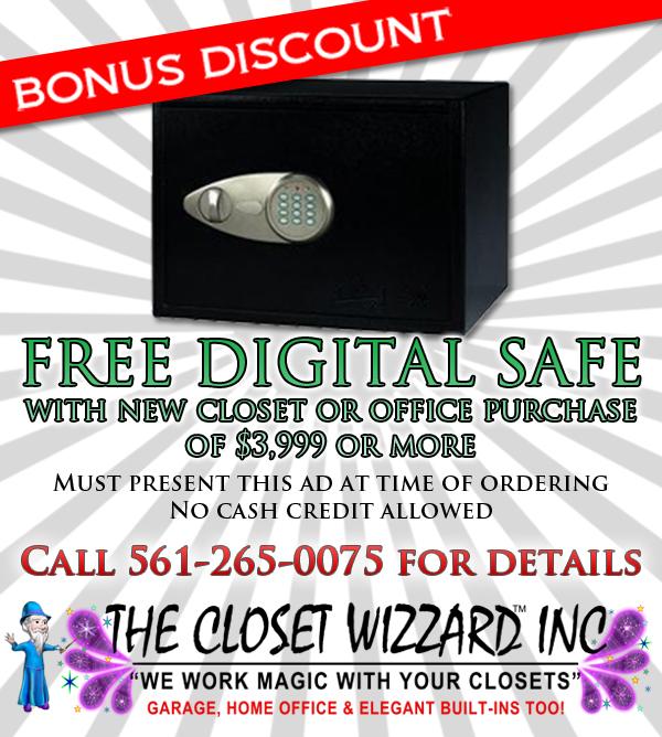 Free Digital Safe