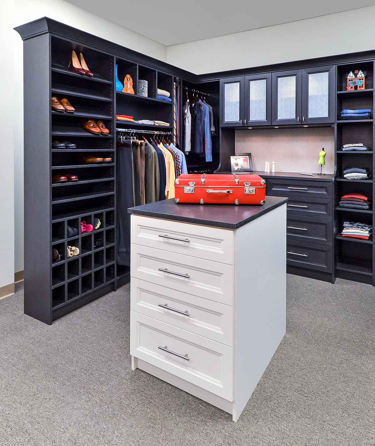 shoe storage solutions for your closet