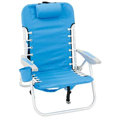 backpack chairs chair cover rentals guelph top 10 best in 2019 closeup check rio brands aluminum