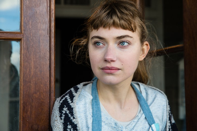 Imogen Poots in I KILL GIANTS