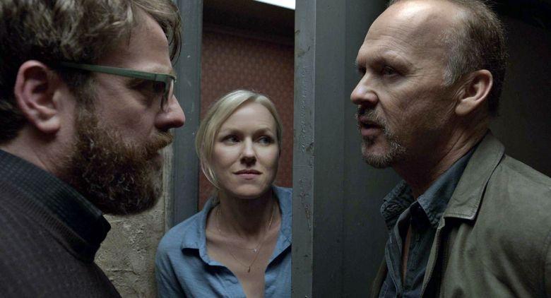 """Jake, Lesley has come between us."""