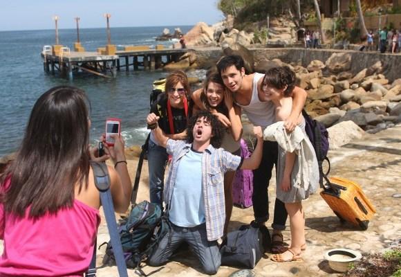 Vamos a la playa… con Danny, Oswaldo, Ingrid y Enrique