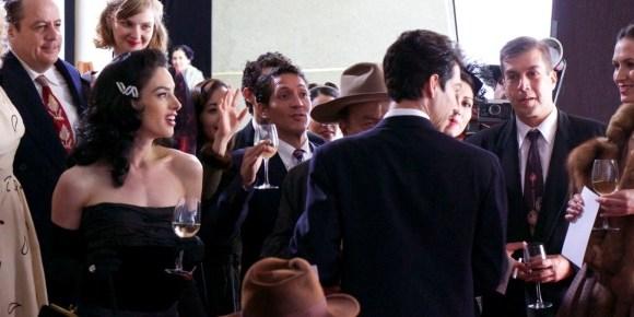 Video: Inaugura Cantinflas el Teatro de los Insurgentes