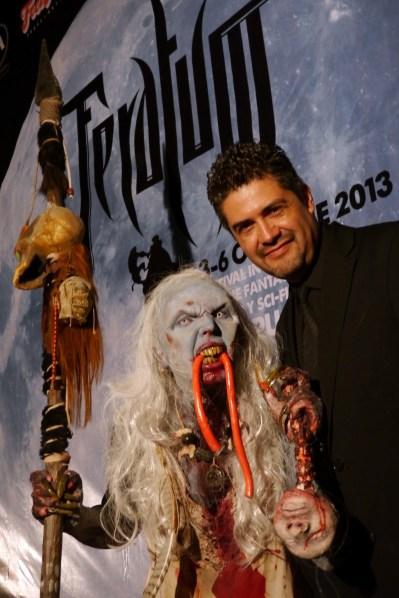 Este año, Feratum está dedicado a los nahuales y hombres lobo (Foto: Paulo Vidales / Imagen Latente)