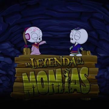 En diciembre llegarán unas momias muy animadas