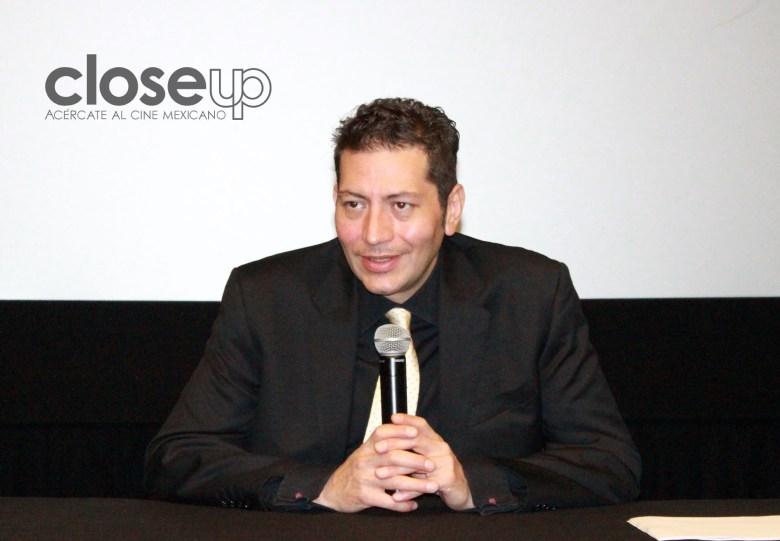 Pablo Guisa, director de Mórbido