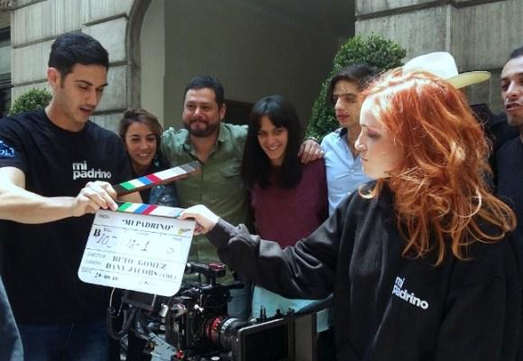 Filman homenaje a la Época de Oro del cine mexicano