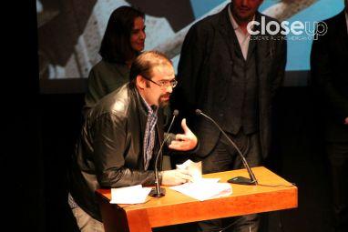 El vigilante, de Diego Ros, ganó el Ojo a Largometraje Mexicano (Foto: Itzuri Sánchez)