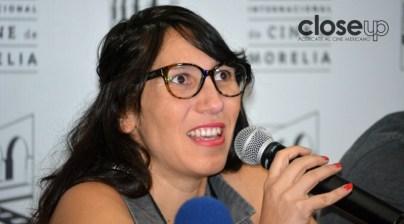 Dariela Ludlow, directora de Esa era Dania (Foto: Amelia Rojas)