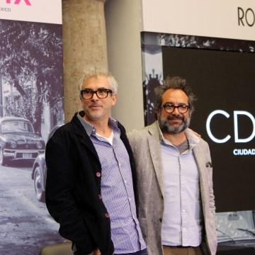 Regresé a hacer la película que he soñado: Alfonso Cuarón