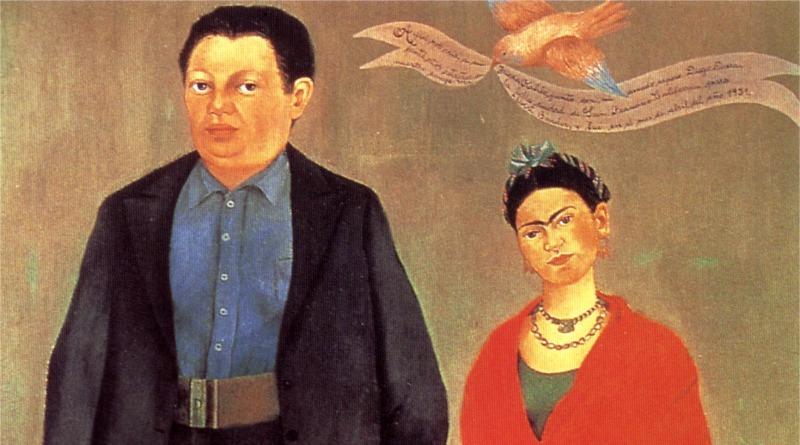 Frida y Diego protagonizarán serie de ficción