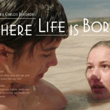 Carlos Reygadas sorprende como actor en Donde nace la vida