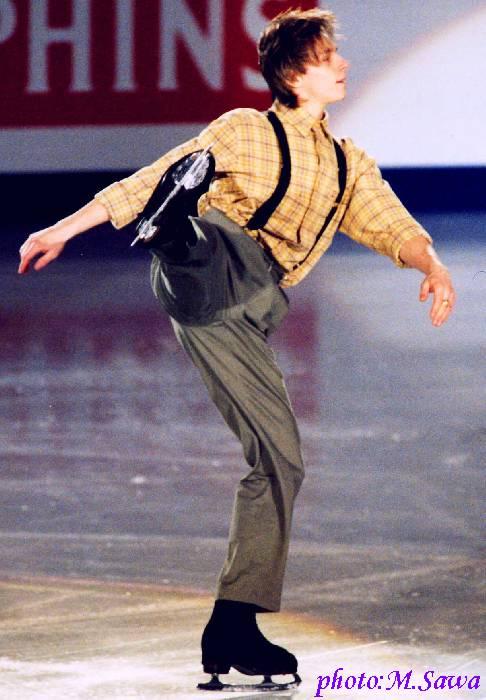 2002 World Figure Skating Championships Photo Gallery EX