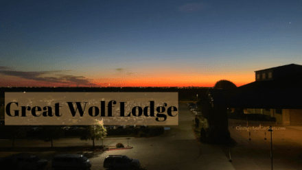 Great Wolf Lodge Grapevine Texas
