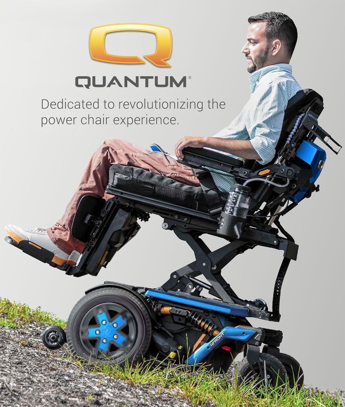Quantum Chair Quantum Dedicated To Revolutionizing The Power Chair