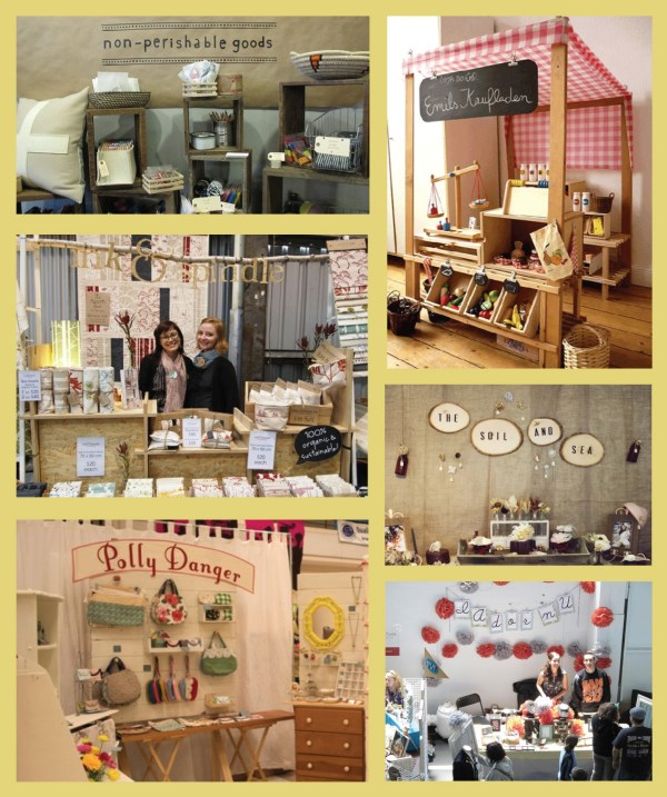 Craft Booth Display Ideas Signs