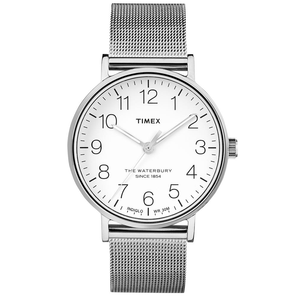 Timex Heritage Waterbury Classic Milanese Watch Timex