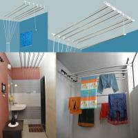 Cloth Drying Ceiling (Roof) Hanger pull-out clothes drying ...