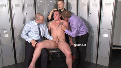 gay male gym teacher