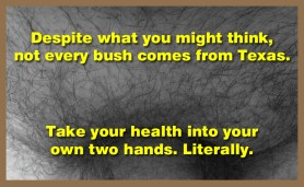 Better Bush, Testicular Cancer, Men's Health, Hodenkrebs, Awareness
